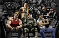 ретро, Wolfenstein: Youngblood, Doom, Quake, Джон Ромеро, Шутеры, Джон Кармак, Wolfenstein 3D