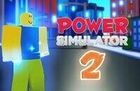 Гайды, Промокоды, Power Simulator 2, Roblox, Ролевые игры
