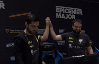 Necrophos, Virtus.pro, EPICENTER, Shadow Demon, Team Secret