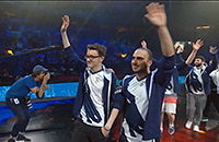 The International, PSG.LGD, Invictus Gaming, Амер «Miracle-» аль-Баркави, Team Liquid, LGD.FY, Newbee