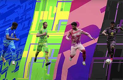 Симуляторы, Спортивные, Pro Evolution Soccer 2022, Konami