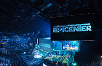 EPICENTER, Epic Esports Events