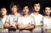 Team DK, Чжан «LaNm» Чжичэн, Дэрил Кох «iceiceice» Пэй Сян, Чай «Mushi» Е Фун, Лэй «MMY!» Цзэнжун, Су «BurNIng» Жилей