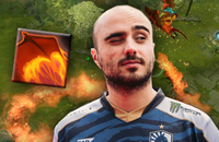 Batrider, Куро «KuroKy» Салехи Тахасоми, DreamLeague Season 13, Lich, Даниил «Zeus» Тесленко
