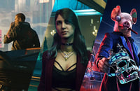 CD Projekt RED, Watch Dogs, Cyberpunk 2077, Игромир, Paradox Interactive, Ubisoft, Vampire: The Masquerade – Bloodlines 2