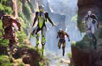 BioWare, Anthem, Electronic Arts