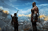 Слэшеры, God of War, Кори Барлог, SCE Santa Monica Studio, Sony Interactive Entertainment