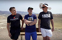 Александр «XBOCT» Дашкевич, Роман Casperrr Лепехин, The International, Виталий «V1lat» Волочай, Maincast