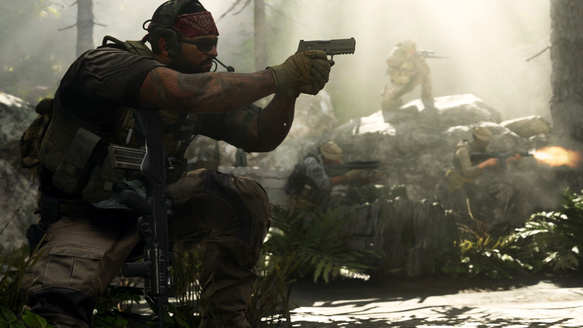 Activision Blizzard, Call of Duty: Black Ops 4, Шутеры, Call of Duty: Modern Warfare (2019), Battle.net, Activision, Steam, Epic Games Store, Call of Duty, Xbox One, Sony Interactive Entertainment, PlayStation 4