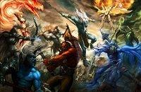 Warcraft, Blizzard Entertainment, Dota 2
