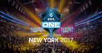 Битва за большое яблоко. ESL One: New York 2017