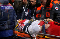 травмы, видео, сборная Швейцарии, сборная Дании, Андрес Амбюль, Йеспер Йенсен 1991, ЧМ-2016