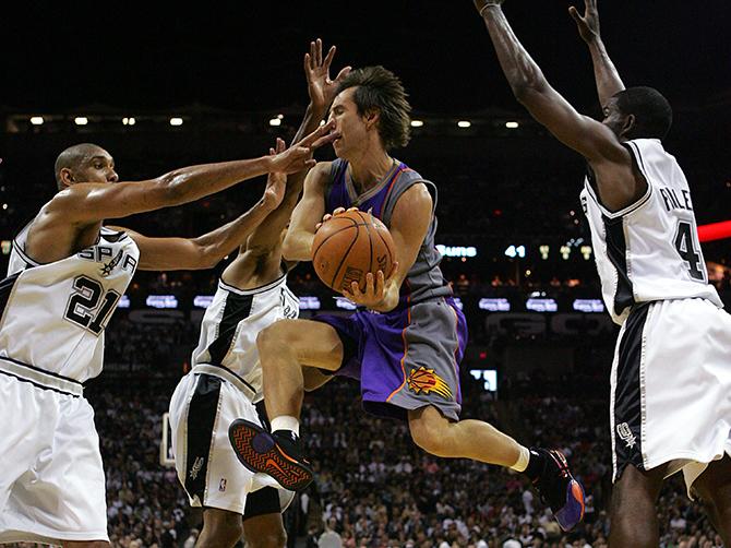 4b11e41f Блог «Фонарь» вспоминает тех, кто стоял у истоков ключевых баскетбольных  приемов. Броски:
