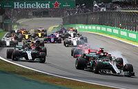 Хэмилтон выиграл Гран-при Бразилии