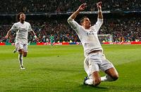 Вольфсбург, Криштиану Роналду, Реал Мадрид, Лига чемпионов