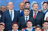 ФХР, бизнес, телевидение, НХЛ, КХЛ, лимит на легионеров