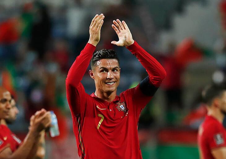 Огненный вечер Роналду: дал пощечину, не забил пенальти, установил мировой рекорд по голам за сборную и принес победу на 90+6