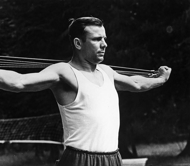 Юрий Гагарин и спорт: что любил главный космонавт?