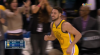 Klay Thompson with 43 Points vs. New York Knicks