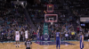 Dwight Howard hits the shot with time ticking down