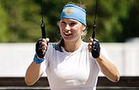 Ирина Казакевич – новый суперталант нашего биатлона: любит горные лыжи, читает классику и мечтает о Кубке мира