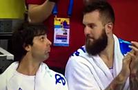 сборная Сербии, видео, Милош Теодосич, Мирослав Радулица, Чемпионат Европы по баскетболу-2015