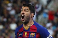 Барселона, Ла Лига, травмы, Луис Суарес