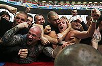 сборная Венгрии, болельщики, Евро-2016, фото, Балаж Джуджак