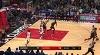 Milos Teodosic, Jonas Valanciunas  Highlights from Los Angeles Clippers vs. Toronto Raptors