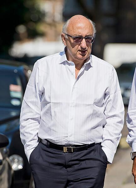 Агента Бэйла называют самым успешным в мире. Он привел Леннокса Льюиса в профи, а сейчас с Гаретом качает деньги из «Реала»