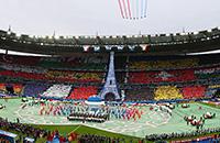 сборная Франции, болельщики, сборная Румынии, Евро-2016