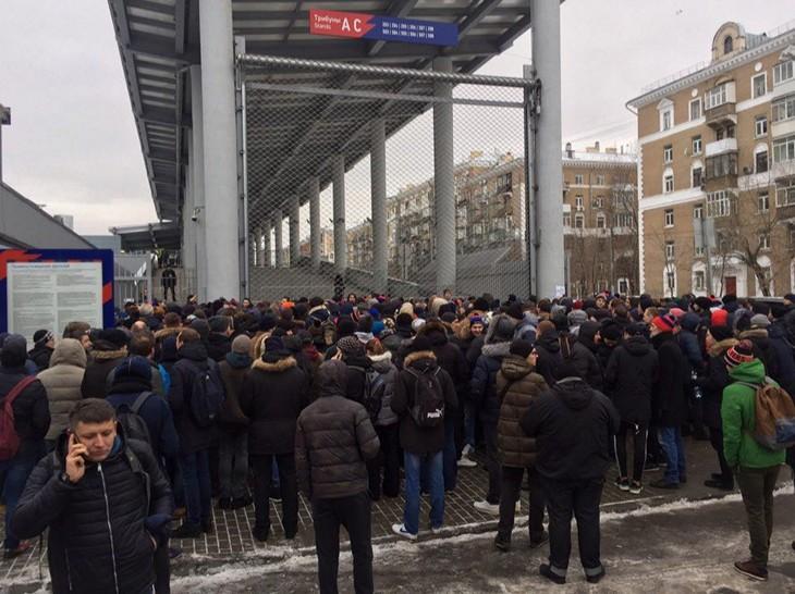 Спартак, болельщики, ЦСКА, премьер-лига Россия