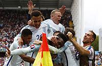 сборная Англии, сборная Уэльса, Евро-2016, Джо Ледли