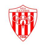 Неа Саламина - logo