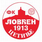 Ловчен - logo