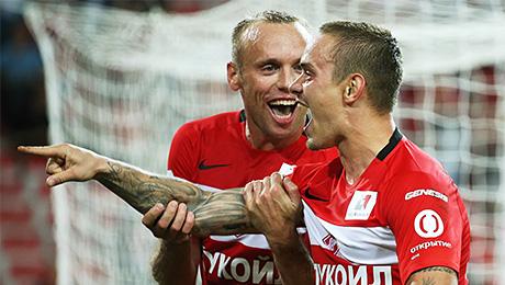 «Спартак» крупно победит «Уфу» – за 3.9!