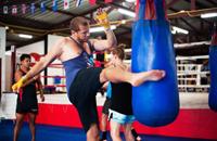 Скорость и ярость. Как русские тренируются в Таиланде