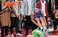 НБА, Матч всех звезд NBA, Деррик Джонс, Гленн Робинсон-младший, Деандре Джордан, Аарон Гордон