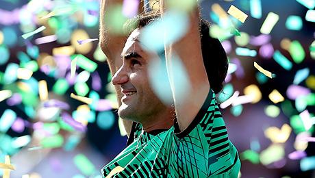 Федерер в 35 лет – опять лучший. Как у него это получается?