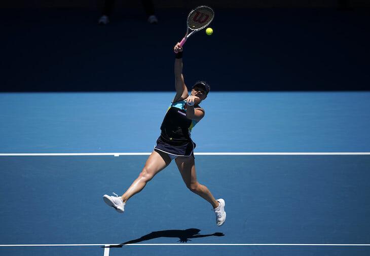 Павлюченкова проиграла уже 6-й четвертьфинал на «Шлемах». После двух волшебных матчей провела слабый