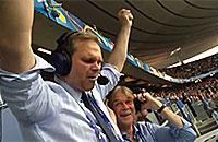 телевидение, сборная Исландии, Евро-2016, высшая лига Исландия, КР Рейкьявик, Гудмундур Бенедиктссон