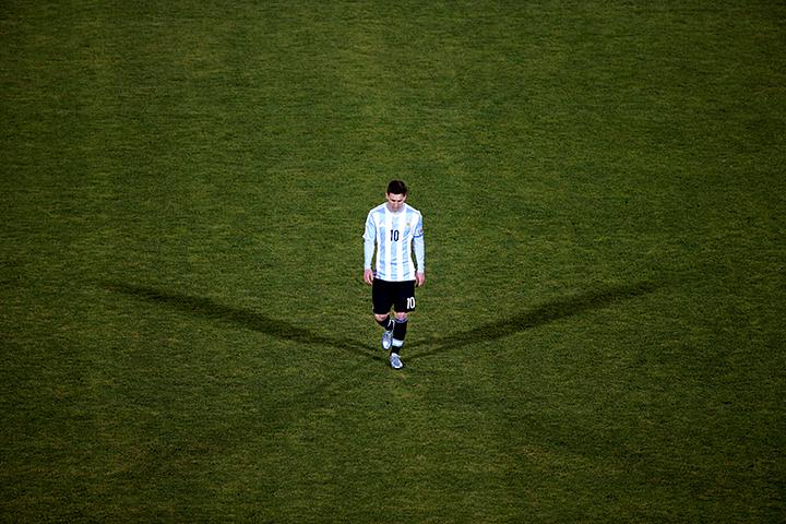 Кубок Америки, сборная Аргентины, Лионель Месси, Барселона