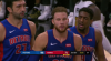 Blake Griffin with the hoop & harm