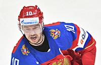 Первый матч России на чемпионате мира