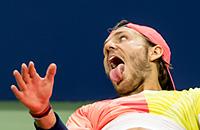 Люка Пуй, ATP, Уимблдон, US Open, Рафаэль Надаль, Роджер Федерер