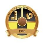 Santa Coloma - logo