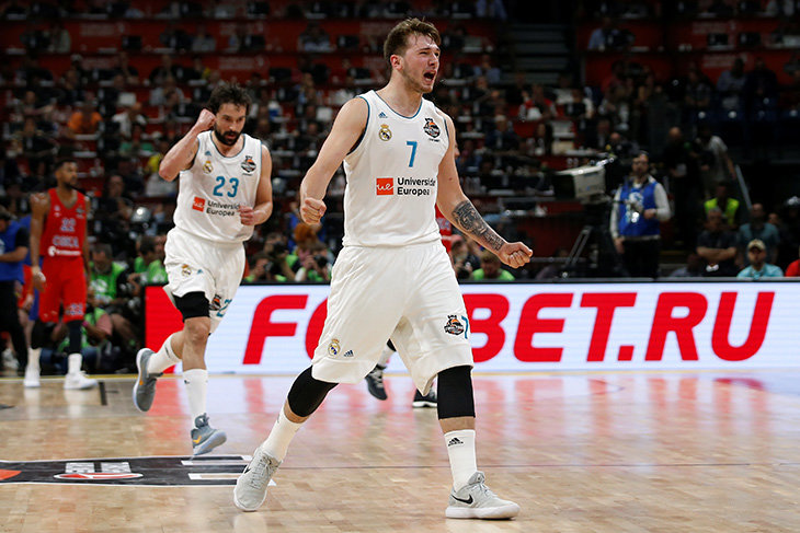 ЦСКА, Turkish Airlines Euroleague, Реал