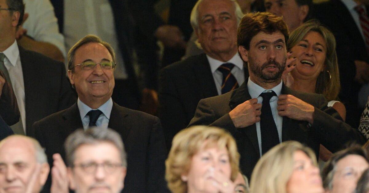 УЕФА приостановил дело в отношении Реала, Барсы и Ювентуса из-за Суперлиги