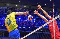 чемпионат мира, сборная Бразилии, сборная России по волейболу