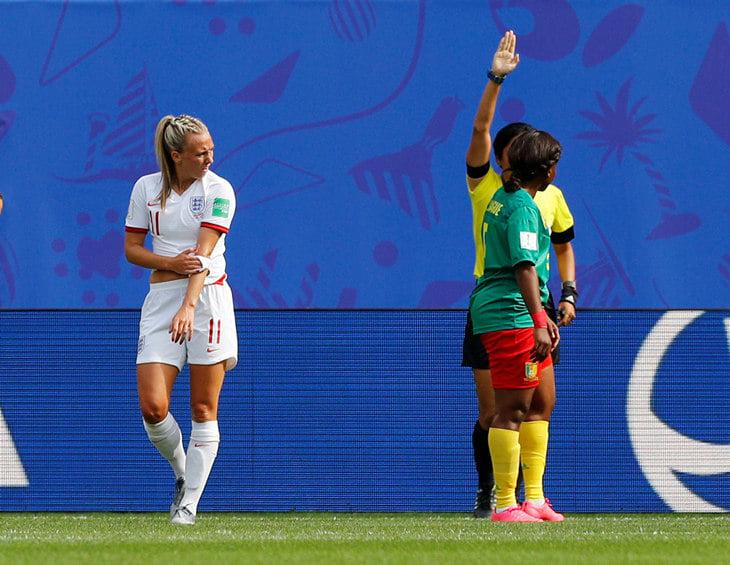 Скандал наженскомЧМ. Футболистки Камеруна обвинили ФИФА врасизме